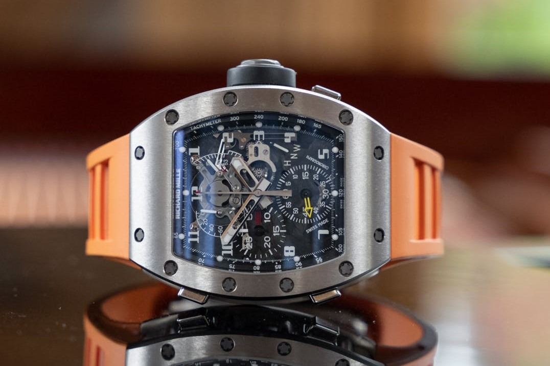 RICHARD MILLE RM-004 'A RACING MACHINE FOR THE WRIST'